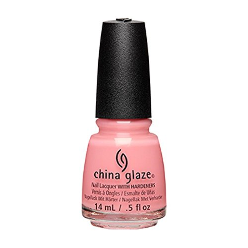 China Glaze Nagellack, Eat, Pink, Be Merry (Baby Pink Shimmer) - China Glaze Pink