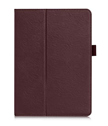 ISIN Premium PU Folio Funda Case Cover Carcasa con Stand Función para Huawei Mediapad T3 10 AGS-W09 AGS-L09 AGS-L03 9,6