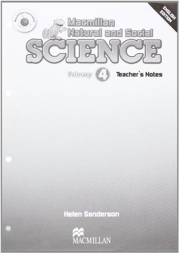Macmillan Natural and Social Science Level 4 Teacher's Book English