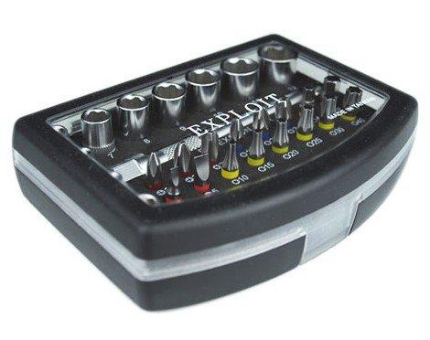 28 en 1 de précision polyvalent de tournevis kit Outil d'ouverture de réparation Fix pour iPhone/ordinateur portable/smartphone/montre avec boîte