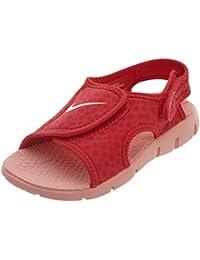 b63d23e7b77c Nike Girls  Kindersandale S Sunray Adjust 4 Ankle Strap Sandals