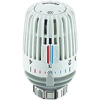 IMI Heimeier Thermostat-Kopf (Typ K, 0,3 K Wassertemperatureinfluss), weiß, 6000-00.500