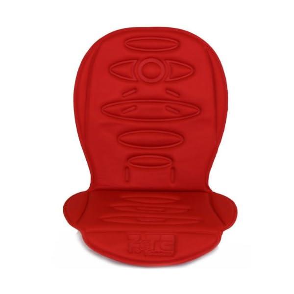 ZETA VOOOM - Warm Red + Warm Red Padded Liner ZETA  4