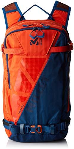 Preisvergleich Produktbild MILLET Unisex-Erwachsene Neo 20 Rucksack,  Mehrfarbig (Orange / Poseidon),  24x45x15 Centimeters