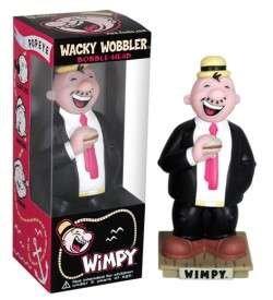 Popeye Serie 1 Bobble Heads - Wimpy Wackelfigur