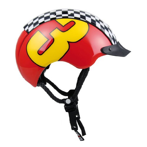 Casco Kinder Fahrradhelm Mini-Generation Racer 3, Neutral, 50-55 cm, 16.04.2352.S