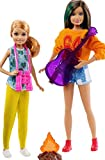 Best Barbie Camping Toys - Barbie sisters camping fun doll set Review