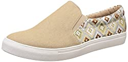 Addons Womens Beige Loafers and Mocassinss - 5 UK/India (38 EU)