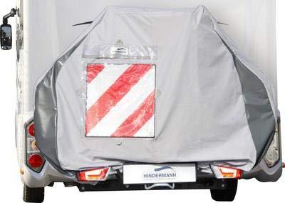 Hindermann Fahrradhülle Universal Zwoo Schutzhülle Camping Deichsel Fahrrad Abdeckung Radschutzhülle