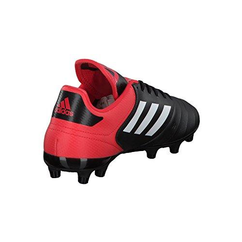 adidas Herren Copa 18.3 FG Fußballschuhe schwarz / korall