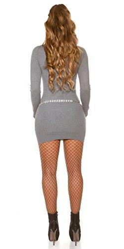 Fashion - Pull - Femme Gris