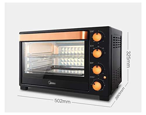 BEI-YI Ofen Hausbacken Multifunktionsautomatik Kleine Freiheit Brot Kuchen Elektroofen -Backöfen