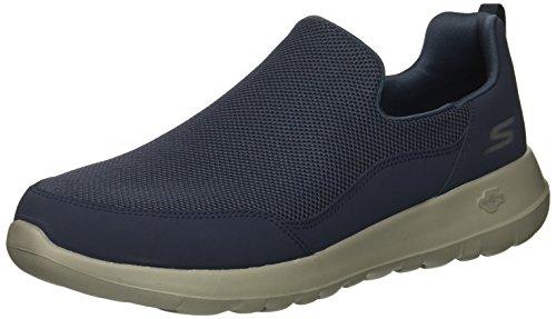 d4829b8defc Skechers Go Walk MAX-Privy, Zapatillas sin Cordones para Hombre, Azul (Navy