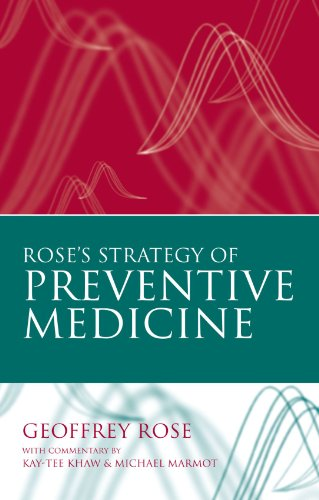 Rose's Strategy of Preventive Medicine por Geoffrey Rose