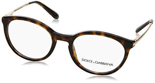 Dolce & Gabbana Gestell Mod. 3242 2888 48_2888 (48 mm) havanna