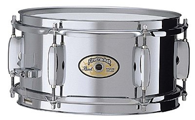 FIRECRACKER SNARE DRUM 10X5 STEEL SHELL
