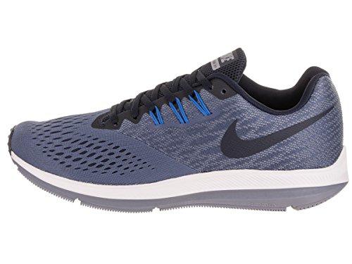 Nike 898466 403 Homme, Bleu (Diffused Blue/Obsidian), 41 EU