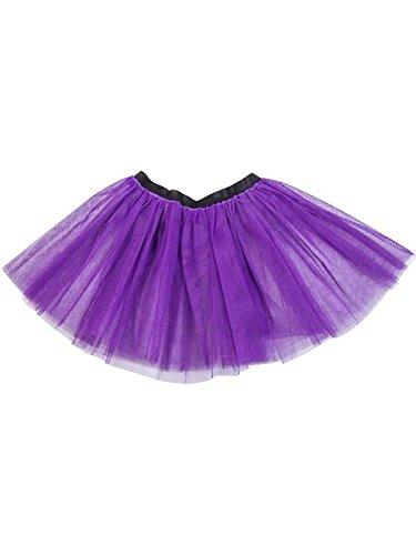 No Limits Erwachsene Damen Neon Mesh Tutu Rock Fancy Kleid Zubehör