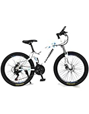 JERN Keasoon Mountain Geared Cycle with Front and Rear Disc