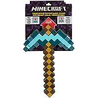 Juegos Mattel  - Minecraft espada/pico diamante transformación