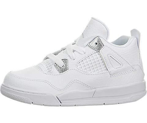 wholesale dealer 6f5e4 f16e9 Nike Basket Air Jordan 4 Retro TD Pure Money Bébé - Ref. 308500-100