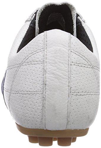 Bikkembergs 641083 Unisex-Erwachsene Sneakers Weiß (white)