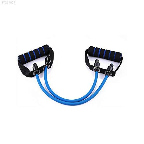ELECTROPRIME EE7A Yoga Pull Rope Latex Blue Elastic Rope Elastic Band Rope