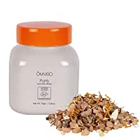 Omved PURIFY - Shuddhi Ayurvedic Frankincense Dhoop Powder/Bakhoor - 100% Natural & Non-Toxic Ayurvedic Blend, 75g