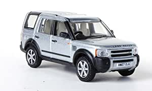 Land Rover discovery, RHD, Model Car, Ready-made, Oxford 1:76