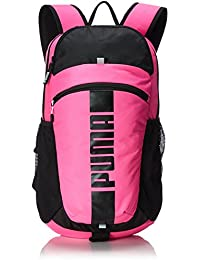 Puma 15 Ltrs Knockout Pink and Puma Black Laptop Bag (7440102)