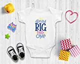 Dream big little one Baby bodysuit, Baby vest, Baby shower gift, Cute, Funny & Cheeky baby clothing