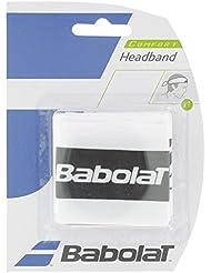 Bandana Babolat Line Blanco-Negro