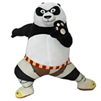 "KUNG FU PANDA - Plush Toy character ""Panda Po"" (Kung Fu position 11""/28cm)of the movie ""KUNG FU PANDA 3"" 2016 - Super Soft Quality"