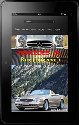 Mercedes-Benz R129 SL with buyer's guide and VIN, data card explanation: From the 280SL to the SL73 AMG, updated February 2018 (English Edition)
