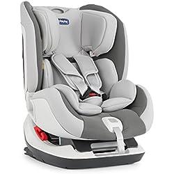 Chicco Seat Up 012 Gruppo 0+/1/2, Peso 0-25 kg, 83 x 46 x 47 cm, Grigio