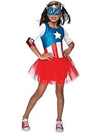 Metallic Captain America - Rächer Alter von Ultron - Kinder Kostüm