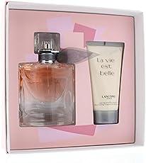 Lancôme La Vie est belle femme/woman Set (Eau de Parfum Spray (30 ml), Bodylotion (50 ml))