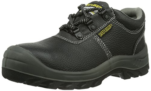 Safety Jogger BESTRUN, Unisex - Erwachsene Arbeits & Sicherheitsschuhe S3, schwarz, (black BLK), EU 43