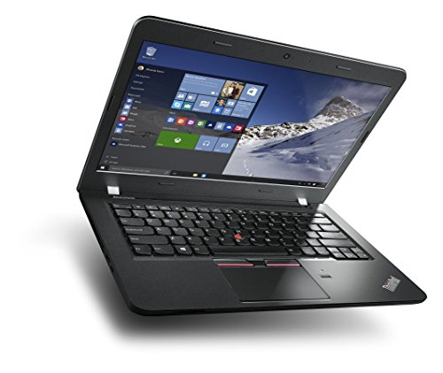Lenovo ThinkPad E460 2.3GHz i5-6200U 14' Black - notebooks (i5-6200U, ThinkPad UltraNav, Windows 10 Pro, Lithium-Ion (Li-Ion), 64-bit, Intel Core i5-6xxx)