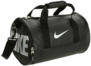 nike team training mini sac de sport compact noir sports et loisirs. Black Bedroom Furniture Sets. Home Design Ideas