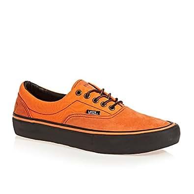 102e4f4fc3403a ... Vans Men s X Spitfire Era Pro Pumpkin Orange Black Skate Shoes (Spitfire