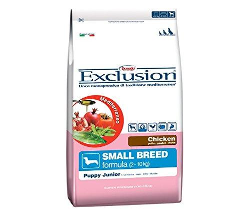BAUBON Welpenfutter SMALL BREED CHICKEN Exclusion Mediterraneo 2 kg für Hunde