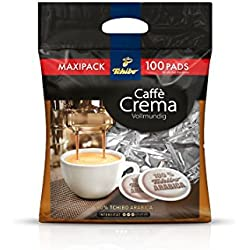 Tchibo Caffè Crema Kaffee-Pads, 100 Stück