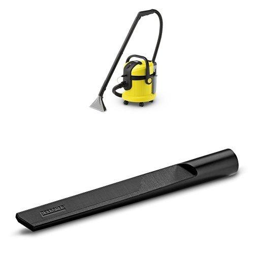 Kärcher Teppichbodenreiniger + Kärcher Extra lange Fugendüse (350 mm)