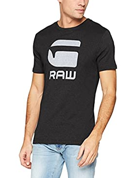G-STAR RAW Drillon R T S/S, Camiseta Para Hombre