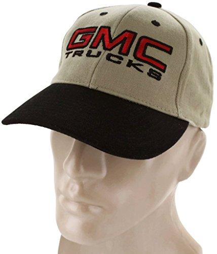 DanteGTS GMC Truck schwarz Khaki Baseball Cap Trucker Hat Snapback Canyon Sierra 15002500