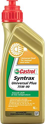 Castrol Olio Syntrax Universal Plus 75W-90 1L Lubrificant