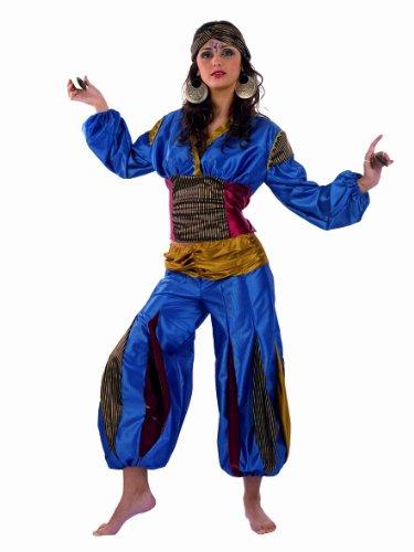Limit Sport MA751 Gr. L - Arabische Frau 3-teilig (Hemd- Hose-Turban)