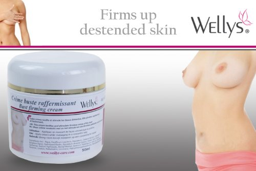 Wellys Straffende Brustcreme, 1er Pack (1 x 50 ml)