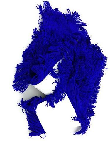 Floorstar AM60 Acrylmopp Wischmopp blau 60 cm